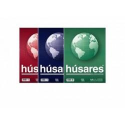 BLOCK ESQUELITA CUADX80H HUSAR