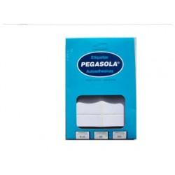 ETIQ.PEGASOLA 3025 20X50 MM