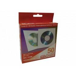 SOBRE P/CD C/VENT. 1126 X 50 U