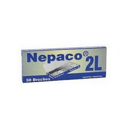 BROCHES NEPACO N°2 L