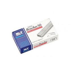 BROCHES MIT    50 X1000