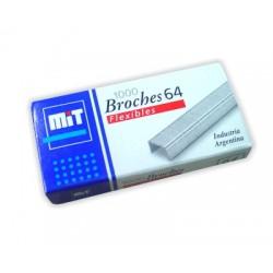 BROCHES MIT    64 X1000