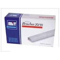 BROCHES MIT 20/10 X1000