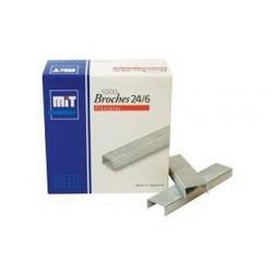 BROCHES MIT 24/6  X5000