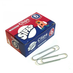 BROCHES CLIPS N°6 METALICO