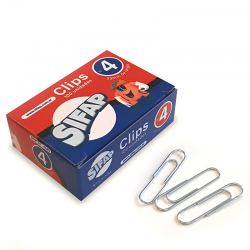 BROCHES CLIPS N°4 METALICO