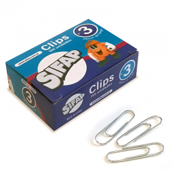 BROCHES CLIPS N°3 METALICO