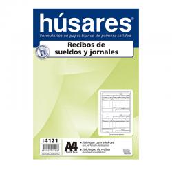 REC SUELDO EN HOJAS 4121