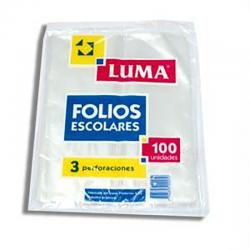 FOLIO ESCOLAR LUMA X100 STANDA
