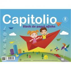 BLOCK CAPITOLIO AFICHE...