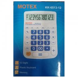 CALCULADORA MOTEX 6513 12...