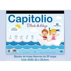 BLOCK CAPITOLIO BLANCO N°5...