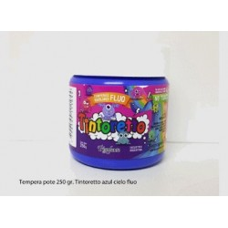 TEMPERA TINT.250GR FLUO...