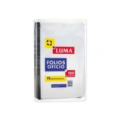 FOLIO OFICIO LUMA X100 STANDAR